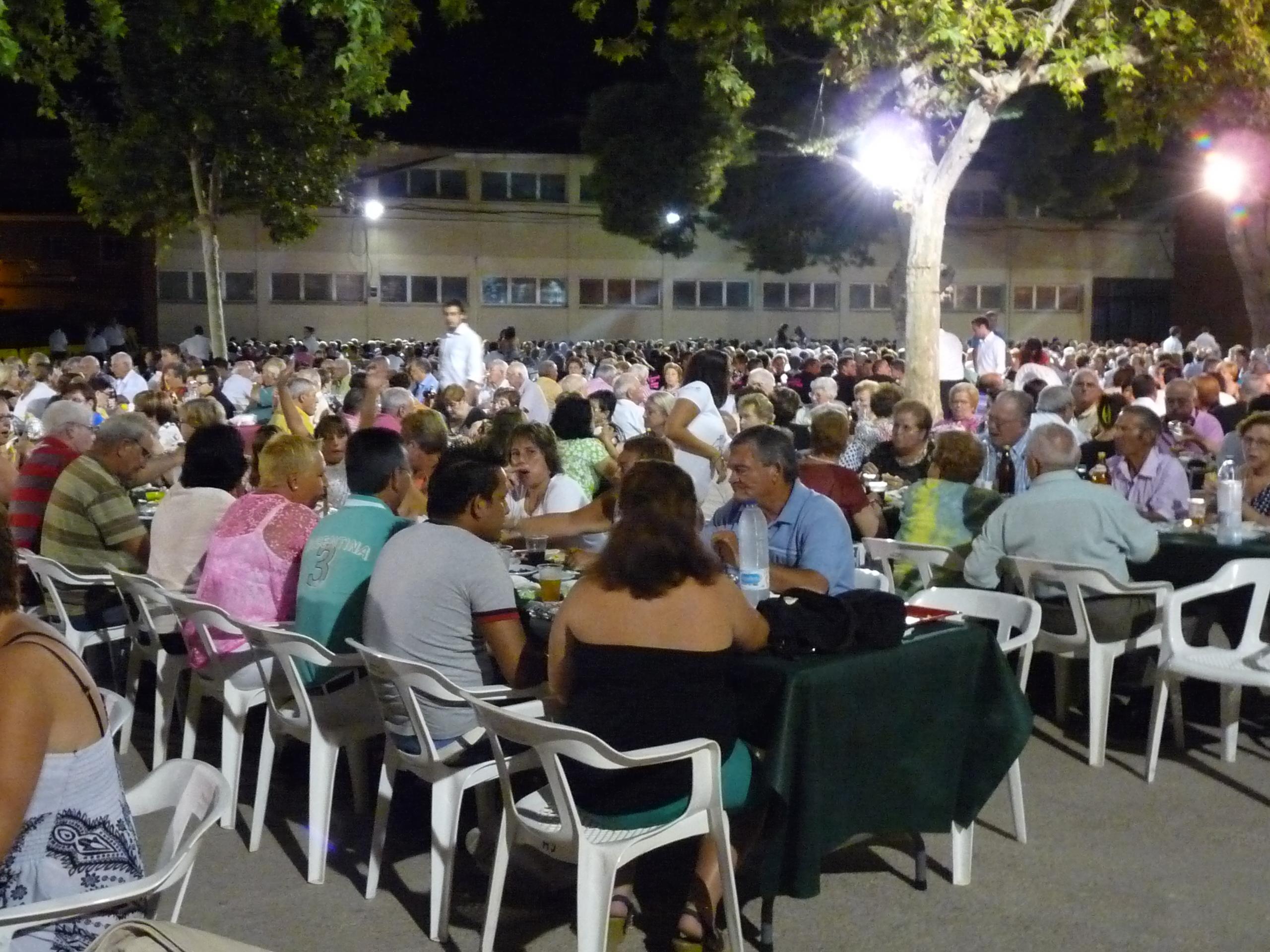 sopar festes 2013