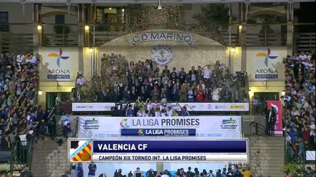Una imagen del torneo en el que ha participado el VCF.