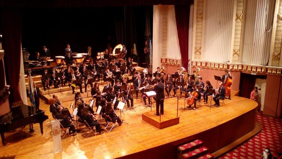 La música vuelve a ser la protagonista en el teatro Montecarlo. tc.c