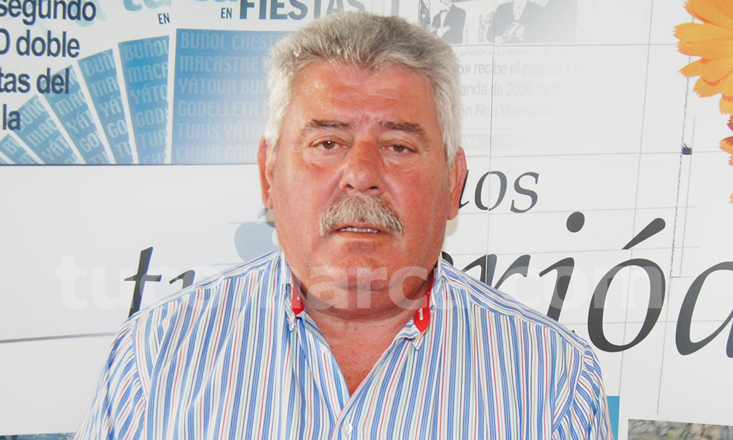 José Ramón Grau (PP). tc.c