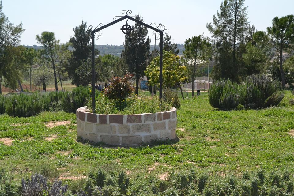 Una imagen del parque de La Lomiqua de Cheste.