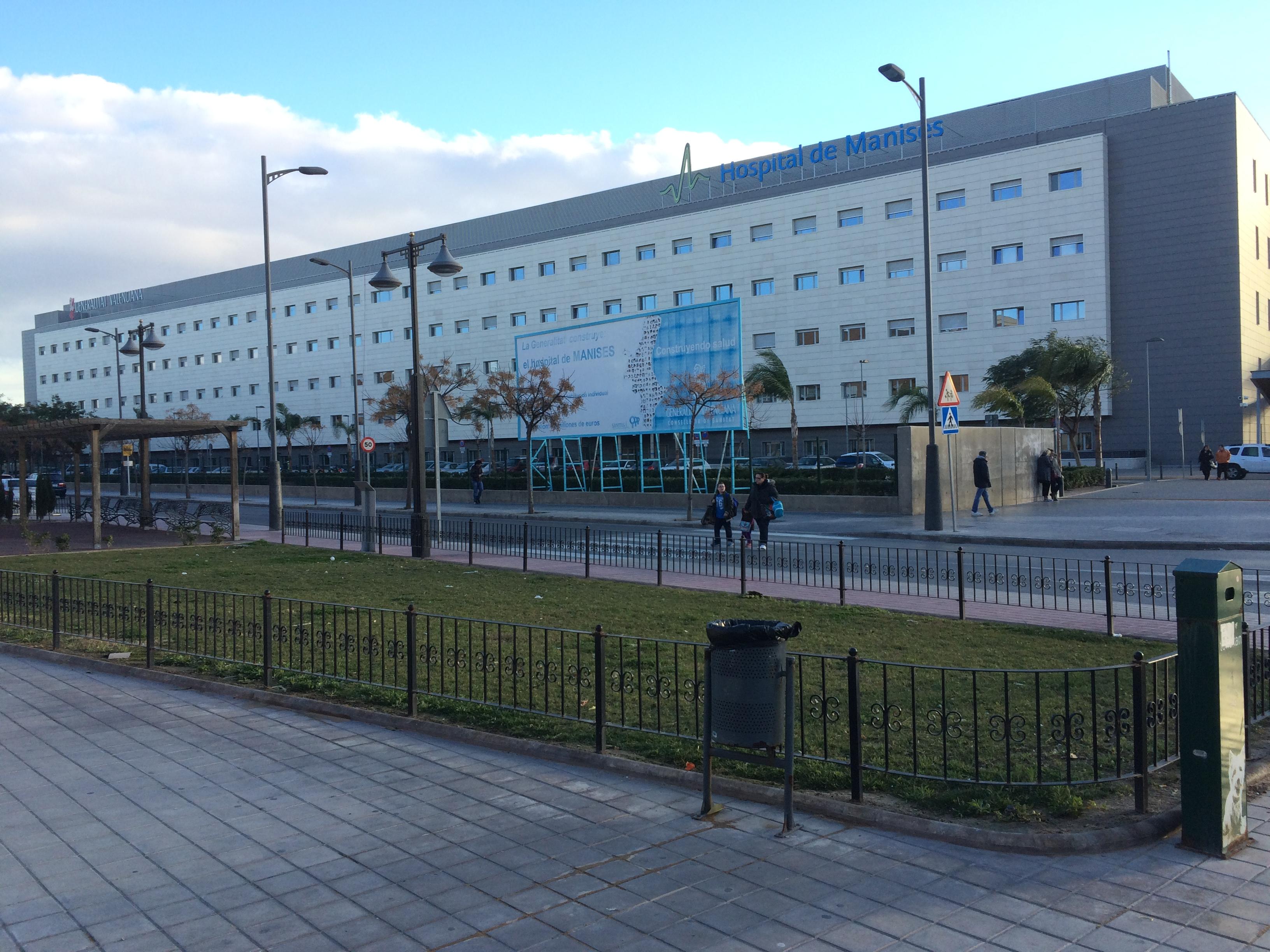 El Hospital de Manises.