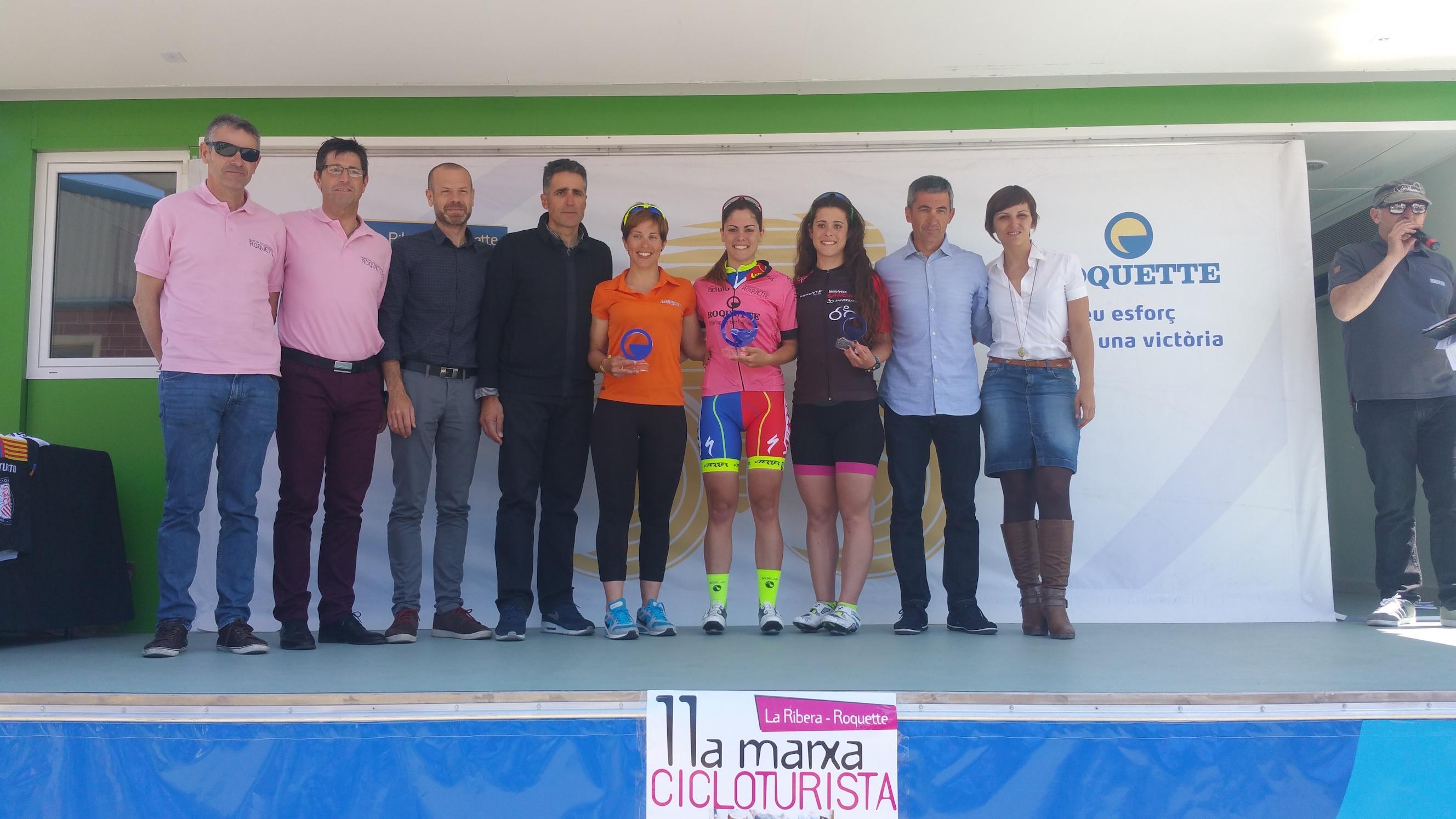 La entrega de premios que ha contado con la leyenda viva del ciclismo Miguel Induráin.