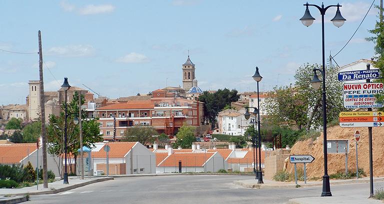 Una imagen de archivo de la localidad de Requena.