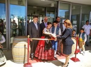 A la inauguración de FEREVÍN 2016 ha asistido el President de la Generalitat, Ximo Puig.