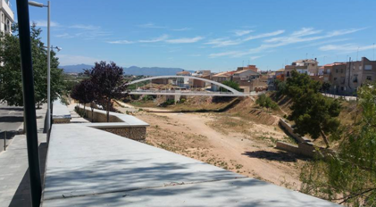 Trabajos de limpieza llevados a cabo por el Ayuntamiento de Riba-roja.