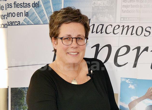 La buñolense María José Mira.
