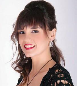 La Reina de las Fiestas de Buñol 2016, Mireia Pastor.
