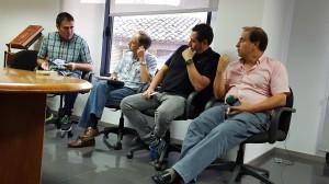 El edil de Turismo de Buñol, Manuel Sierra, impulsor de la iniciativa.