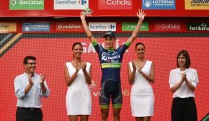 El presidente de la Diputación asegura que la Vuelta a España debe seguir siendo un elemento dinamizador del turismo de la provincia.