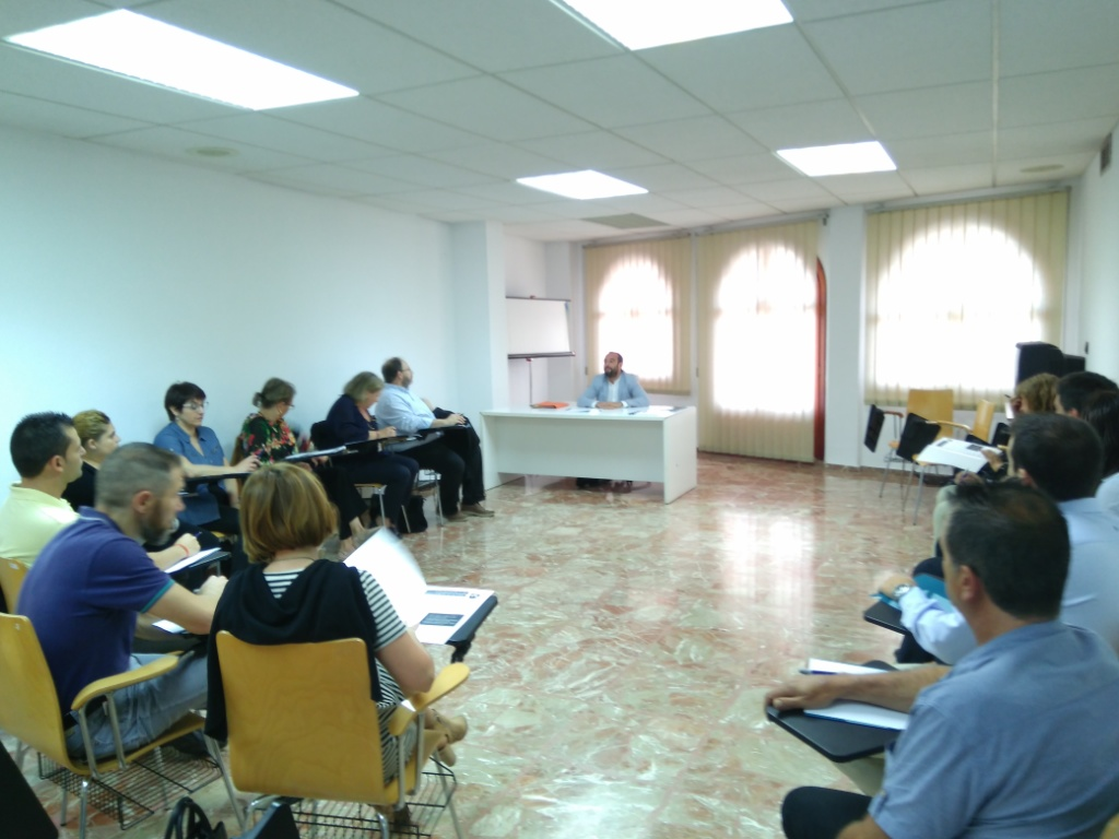 Unión de Mutuas ha celebrado, en su centro de Cheste, un desayuno de trabajo sobre La responsabilidad penal de las personas jurídicas.