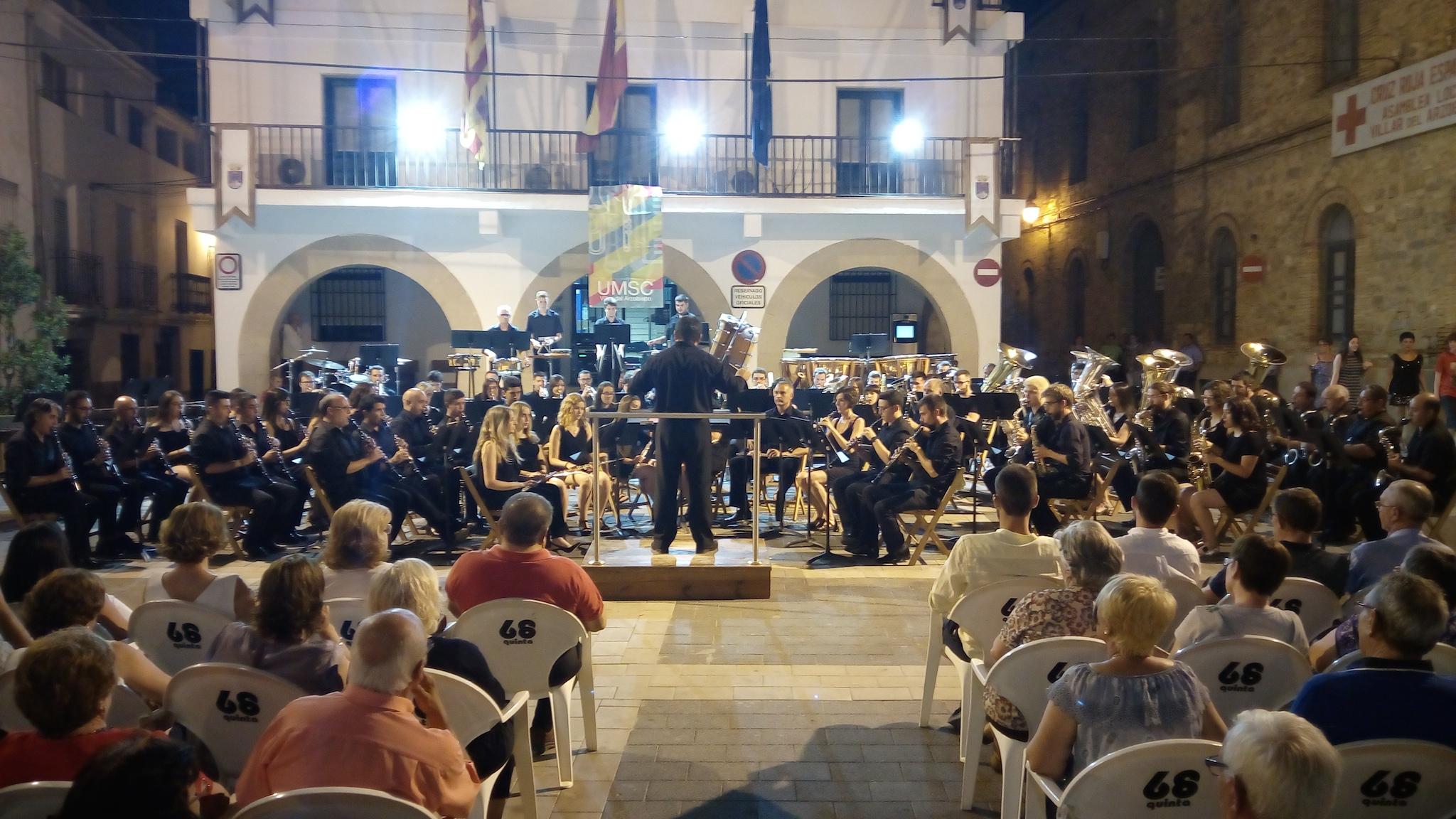 Dirigidos por Angel Gimeno, interpretarán un programa en el que predominarán obras de compositores españoles.