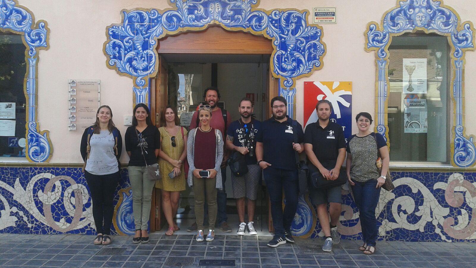 Xarxa #ValenciaTurisme trabaja sobre el territorio la promoción de destinos turísticos mediante redes sociales.