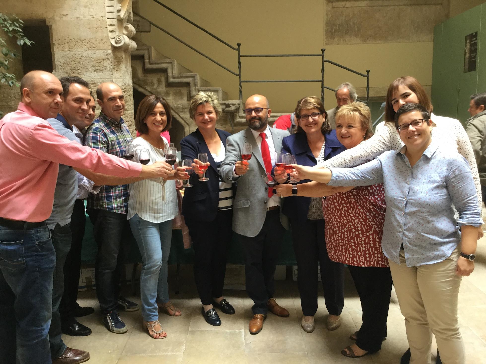 València Turisme patrocina el certamen cuya 21ª edición se celebrará del 21 al 23 de octubre en el Paseo de la Alameda de Utiel.