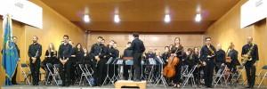 El último de los conciertos preparatorios antes de la participación del CIM «Santa Cecilia» en Catarroja se ha desarrollado en el auditorio de la mancomunidad.