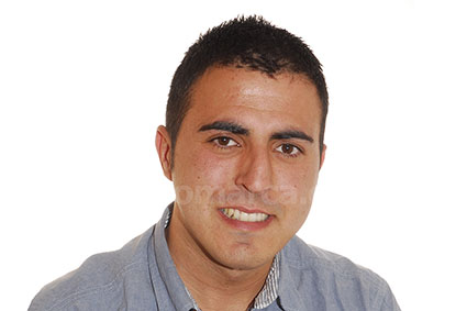 El concejal Manuel Sierra (PSPV-PSOE).