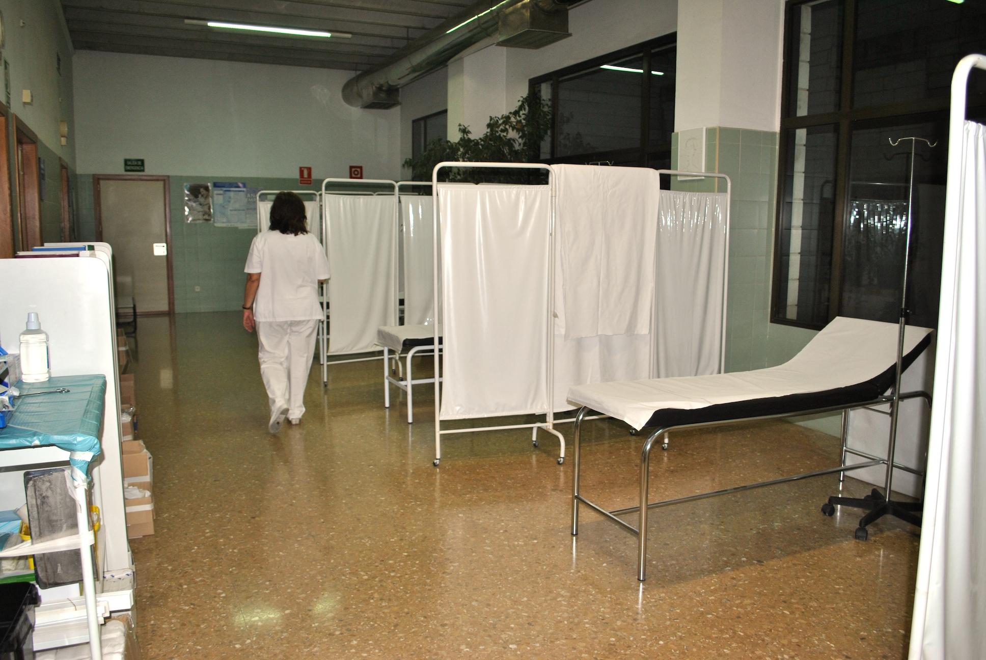 La dirección del departamento de salud de Manises reforzó como todos los años durante el campeonato el servicio médico del centro de salud con personal sanitario.