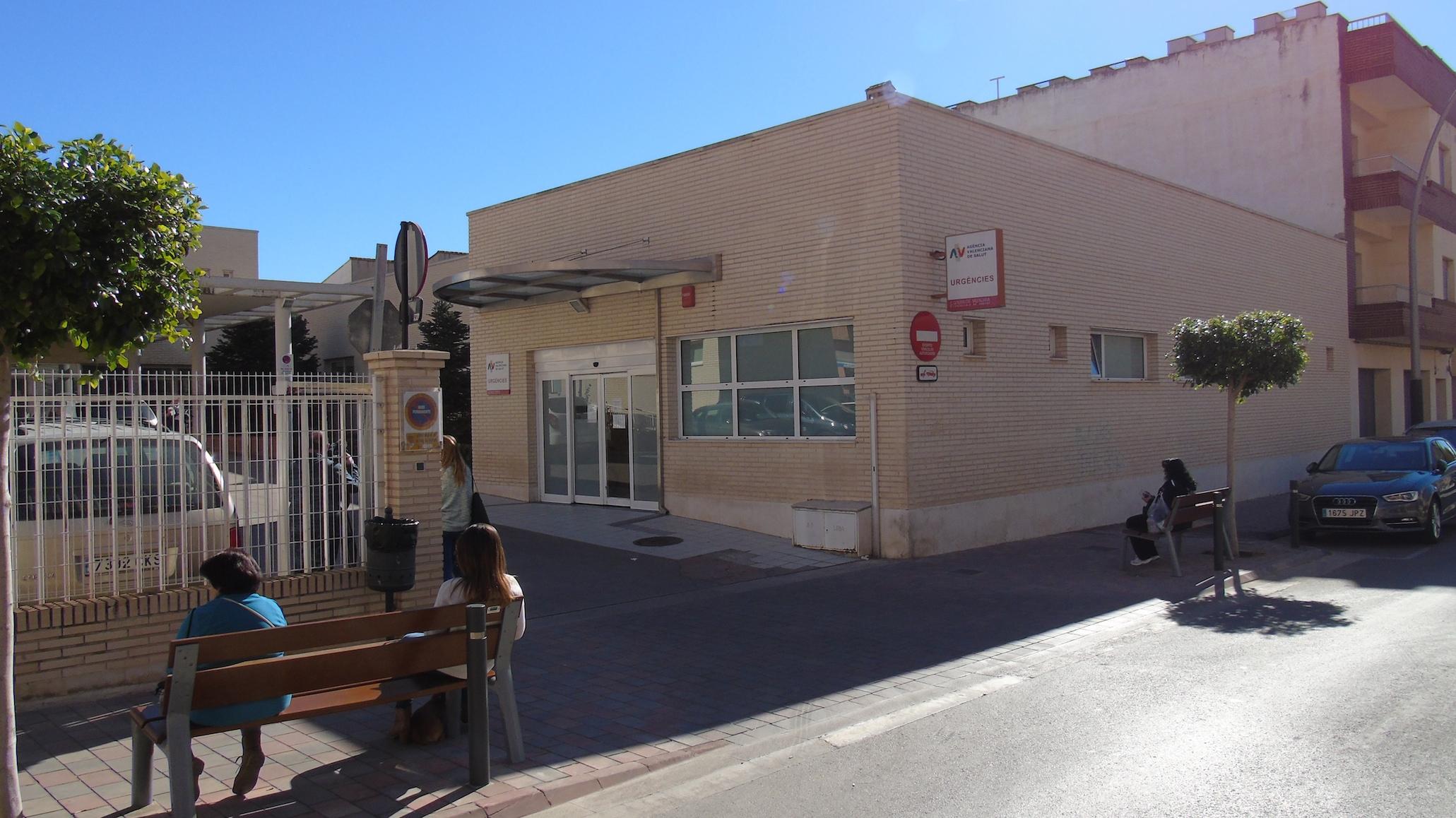 Este lunes se ha firmado la adjudicación de las obras de ampliación del Centro de Salud de la Pobla de Vallbona.