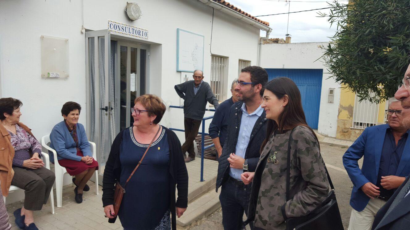 La Conselleria de Sanidad ha puesto en marcha un plan de mejoras para estos centros médicos en el municipio.