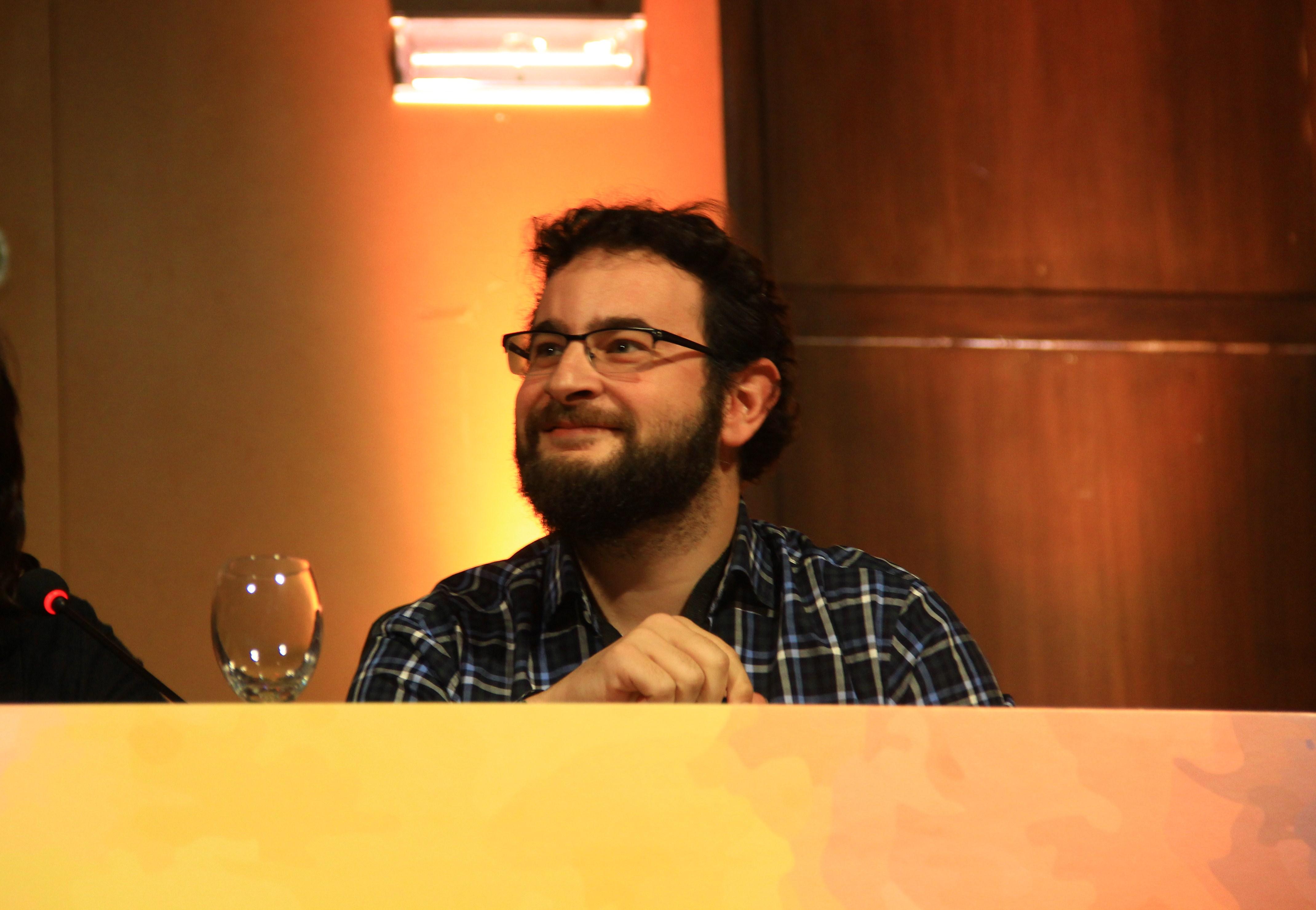 El diputado de Transparencia y Gobierno Abierto, Roberto Jaramillo.