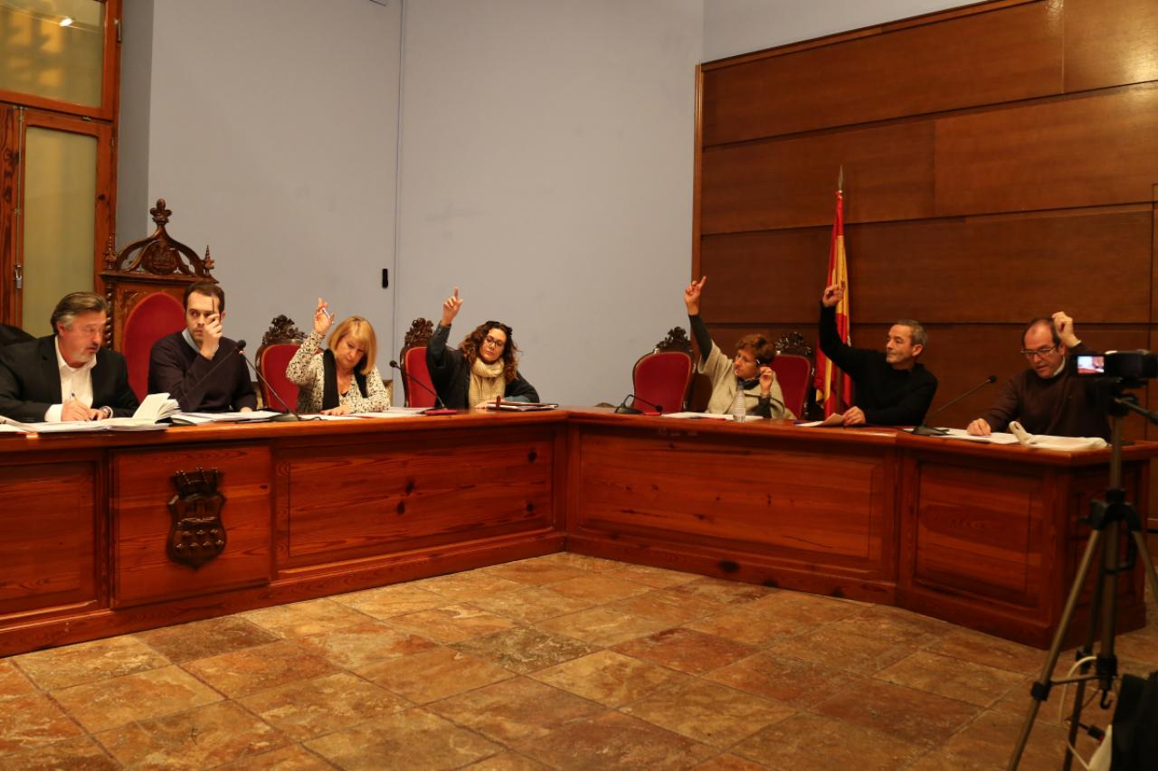 El pleno del Ayuntamiento de Cheste ha aprobado los presupuestos municipales de 2017, que ascienden a 7,3 millones de euros.