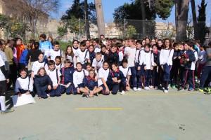 El colegio San José de la Montaña se proclama campeón del torneo 3x4, un encuentro deportivo en el que participa alumnado de los cuatro centros de Educación Primaria de Cheste.