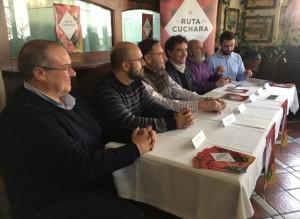 Francesc Colomer ha destacado en Siete Aguas la importancia de poner en valor la gastronomía del interior como atractivo turístico.