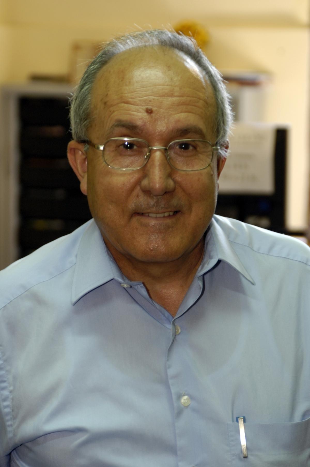 El especialista en música tradicional Fermín Pardo.