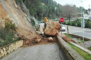 El área de Carreteras e Infraestructuras de la Diputación de Valencia da por finalizada la situación de emergencia por el temporal.