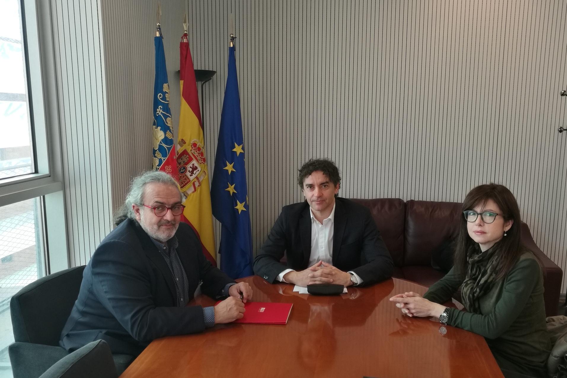 La FSMCV y la Agencia Valenciana de Turismo han acordado la creación de una comisión específica para potenciar las Sociedades Musicales (SSMM) como oferta turística de la Comunitat.