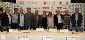 Participantes en la mesa redonda organizada por el torneo de l'Alcúdia.