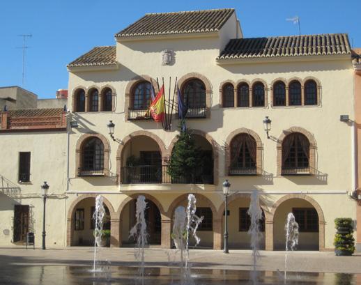 Casa consistorial de L'Eliana.