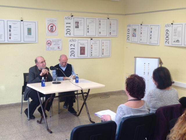 Como ya es habitual, la Biblioteca Pública Municipal de l'Eliana organiza distintas actividades para incentivar la literatura.