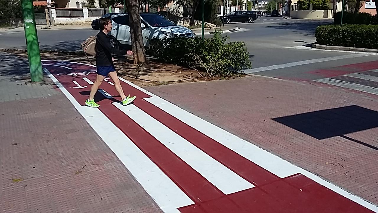 L'Ajuntament de l'Eliana ha conclòs aquesta setmana l'actuació sobre el carril-bici de l'avinguda Corts Valencianes i el de l'avinguda Alcalde Enrique Daries.