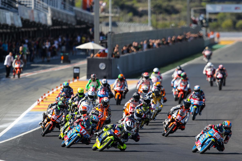 Este fin de semana se celebrará la primera carrera del nacional de Velocidad en el Circuit de la Comunitat Valenciana Ricardo Tormo.