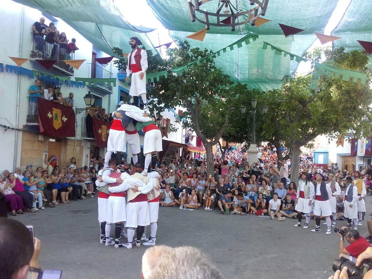 Titaguas trabaja para que la Mojiganga sea declarada Bien de Interés Cultural.