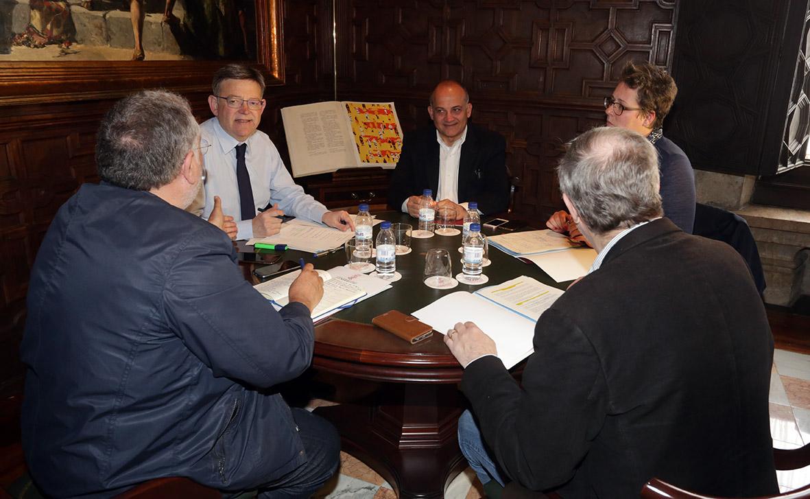 La Generalitat destinará, a través del Fondo de Financiación de las Entidades Locales, una dotación por valor de 20 millones de euros para municipios de menos de 20.000 habitantes con cargo a fondos europeos.