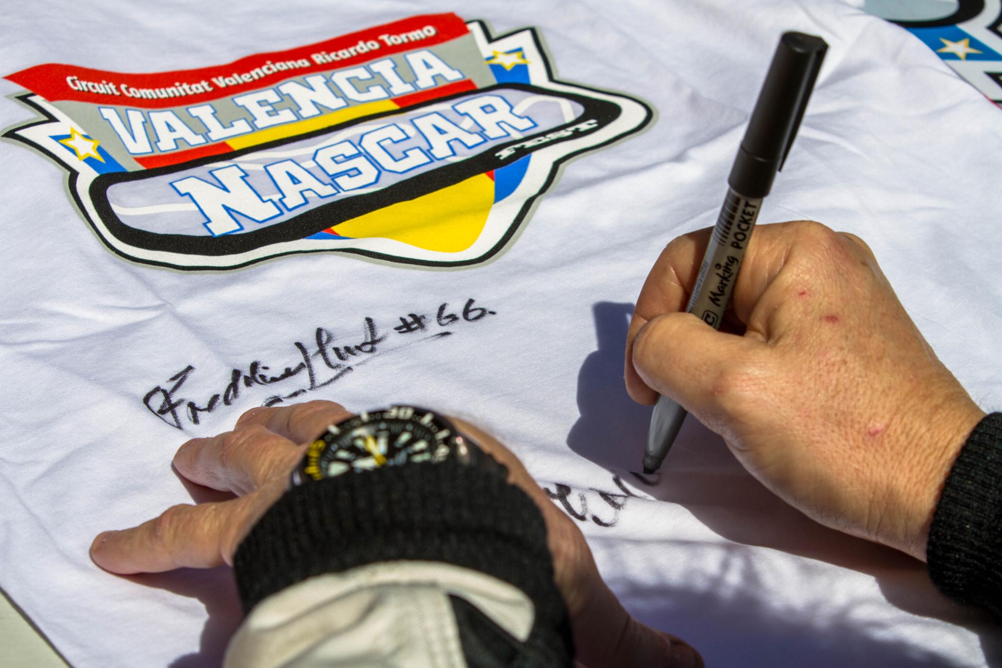 El Circuit Ricardo Tormo celebrarà el 8 i el 9 d'abril el València NASCAR Fest.