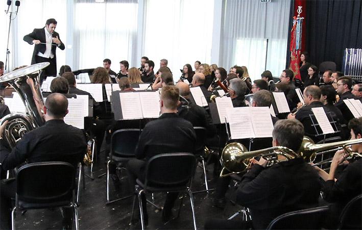 Incondicional apoyo del Ayuntamiento de Macastre a la música y a la cultura.