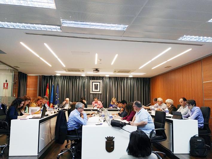 La moción salió adelante con los votos del equipo de gobierno -PSPV, Compromís y Esquerra Unida- y Riba-roja Pot.