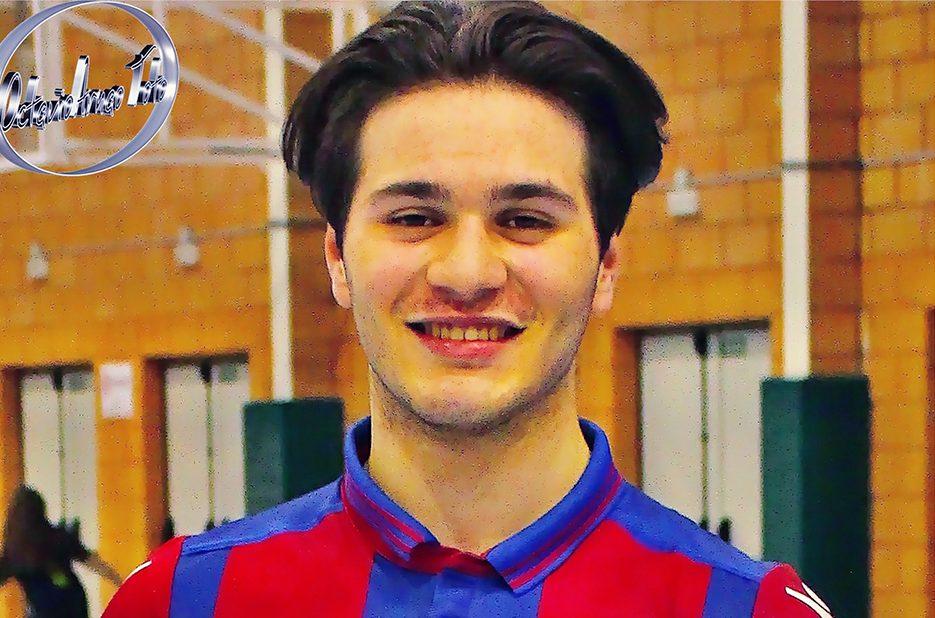Campeón Autonómico juvenil el equipo Levante UD BM Marni equipo en el que milita el jugador buñolense Ximo Lora Cortés.