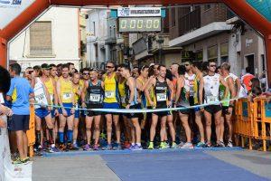 La carrera comenzará a las 9:30 horas con línea de salida en la plaza Doctor Cajal.