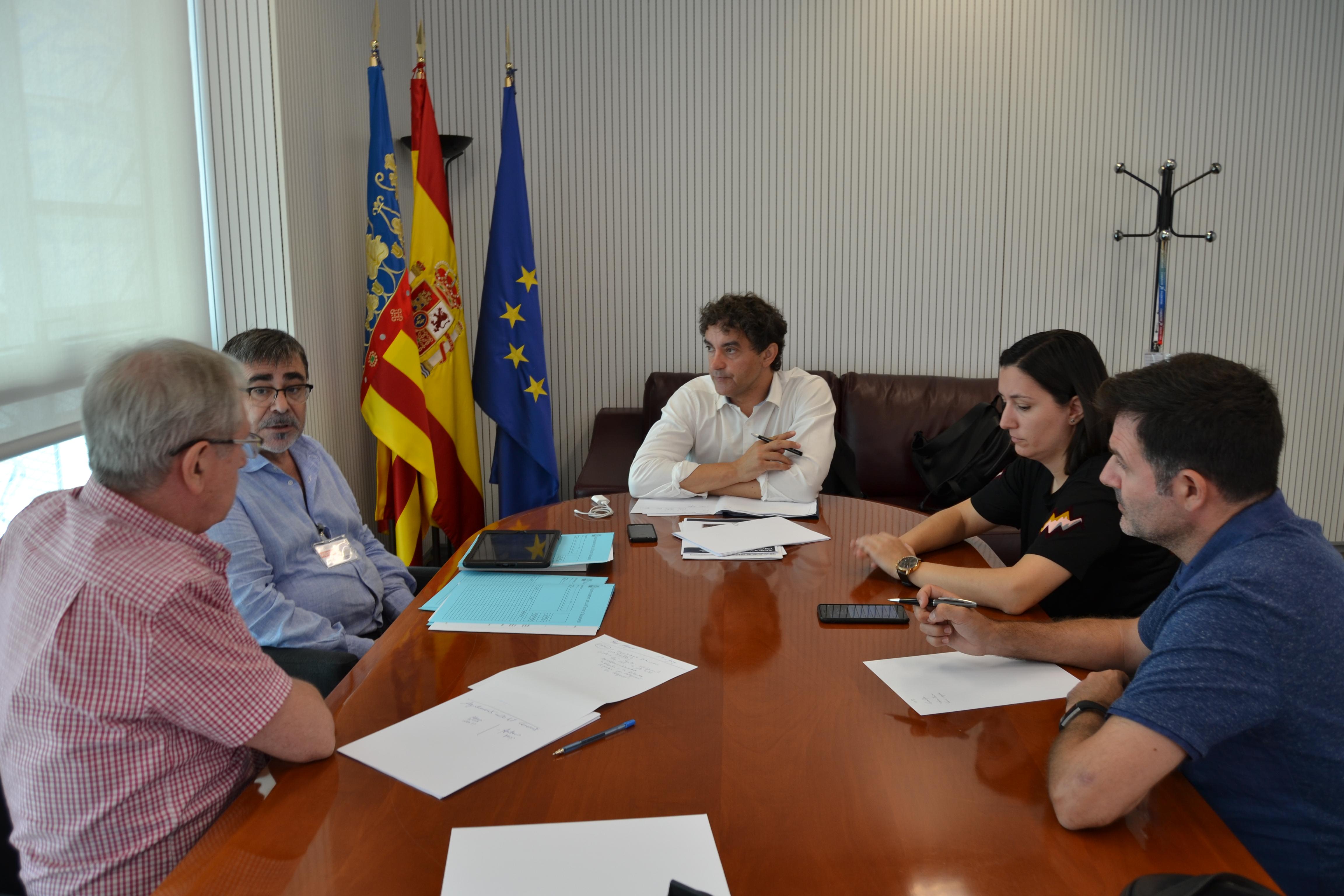 La Agència Valenciana del Turisme colaborará con Algemesí en el 'Encuentro Mundial de Patrimonios Inmateriales de la Humanidad'.