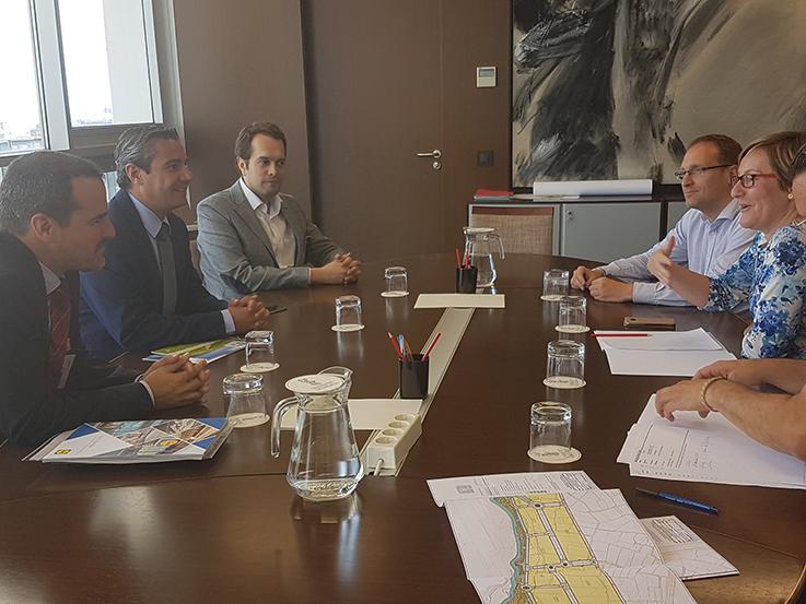 Lidl adquirió hace unos meses 122.00 metros cuadrados de suelo en el PAI Ciudad Circuito para instalar su nuevo centro logístico en la Comunitat Valenciana.