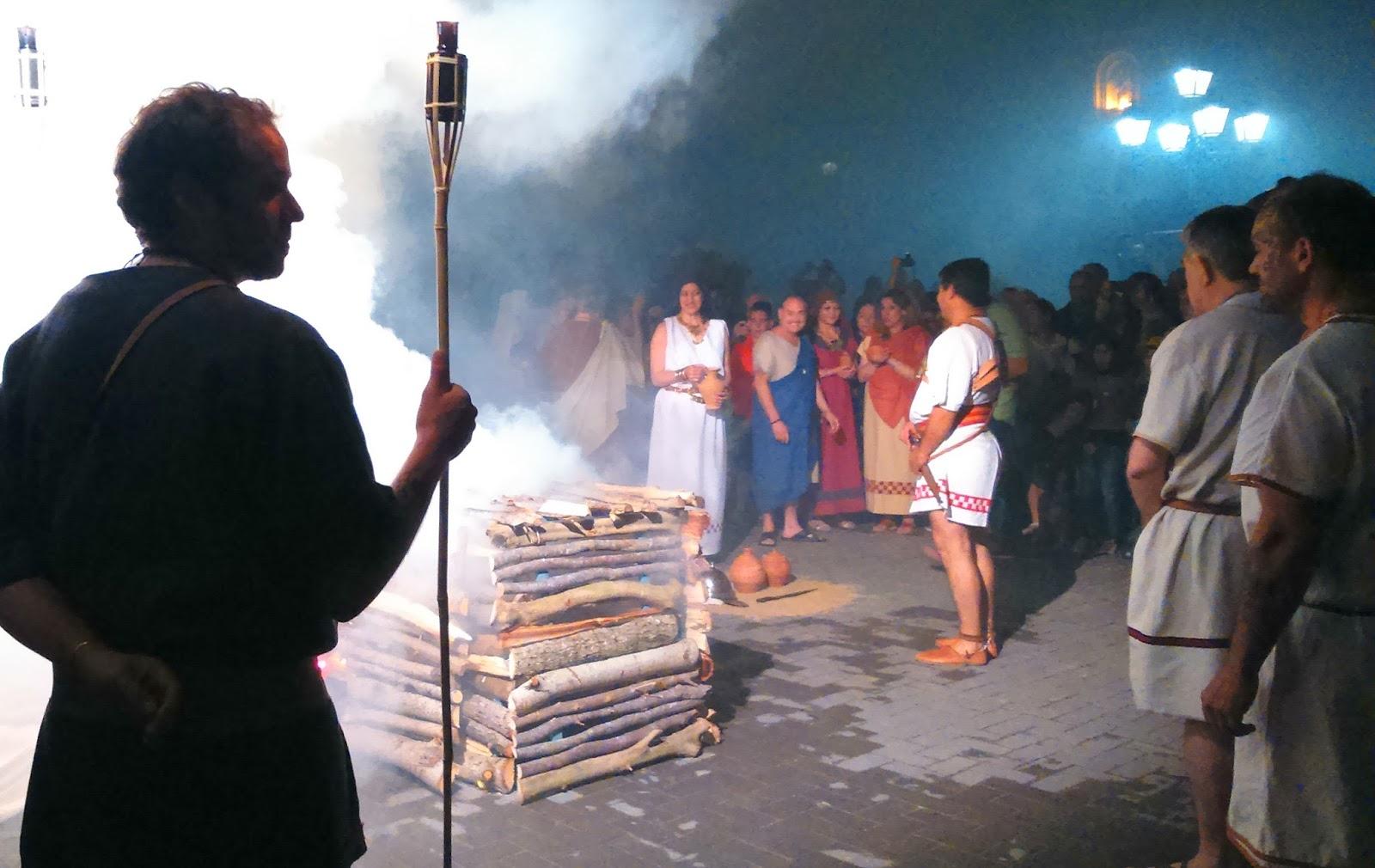 El Museu de Prehistòria celebra la quinta edición de la 'Iberfesta'en Olocau.
