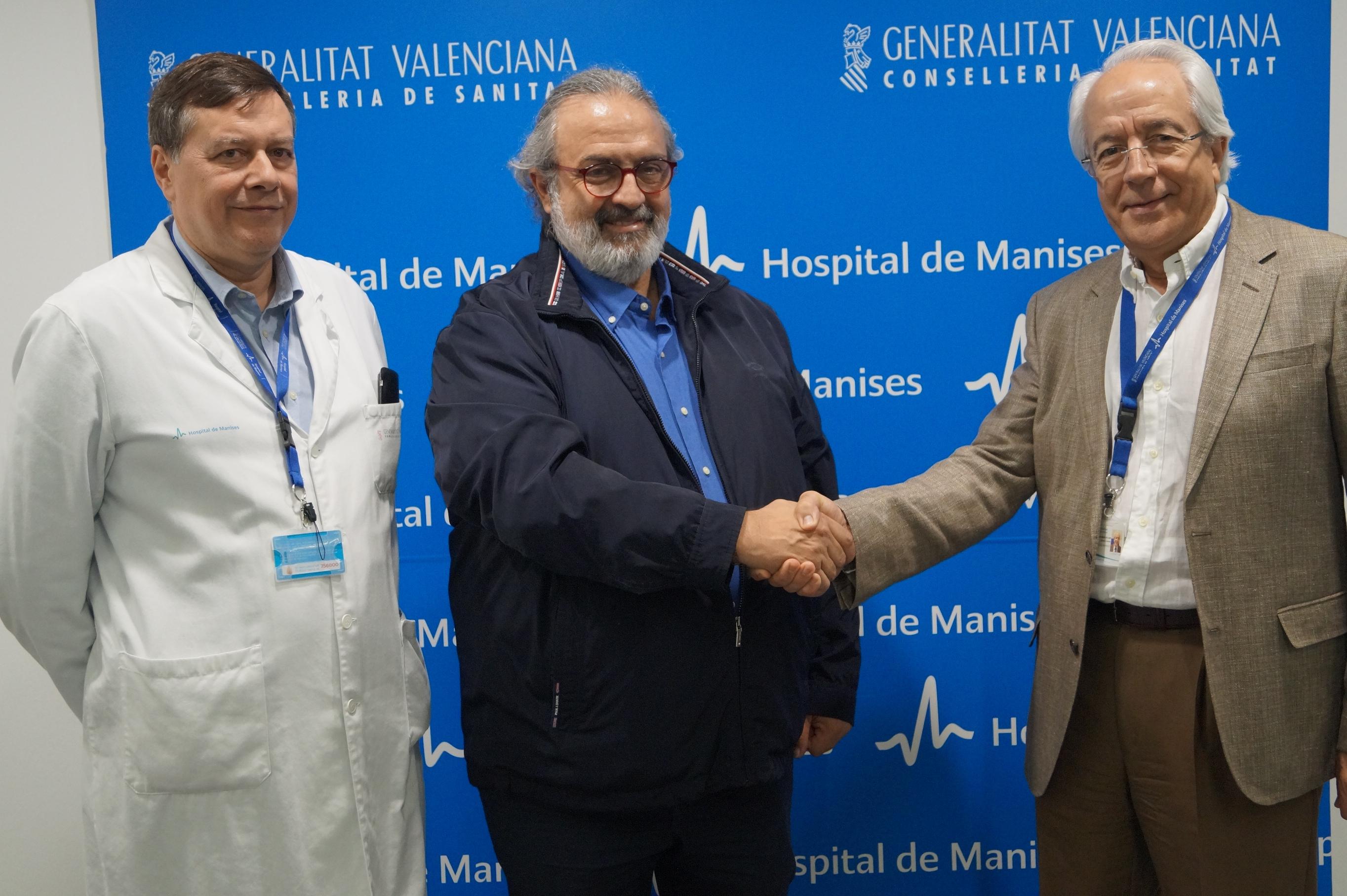 La Federación de Sociedades Musicales de la Comunidad Valenciana y el Hospital de Manises han firmado un acuerdo de colaboración para formentar la salud entre los músicos.