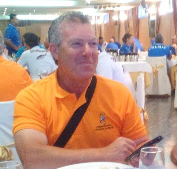 Juan José lleva más de veinte años dedicándose a esta disciplina, diez de ellos en el club de la Alcúdia.