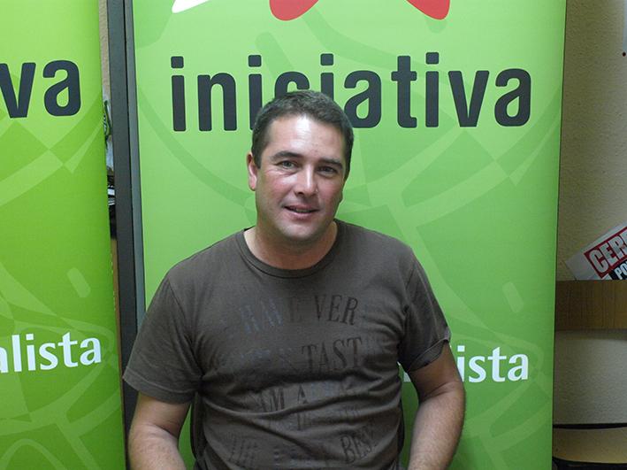 El alcalde de Chiva, Emilio Morales Gaitán.