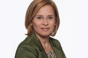 La diputada provincial Carmen Contelles (PP).