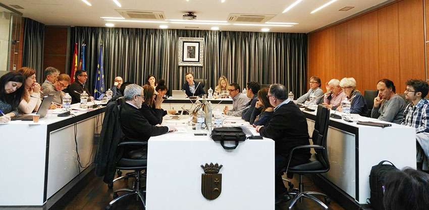 La finalidad de la denuncia de Podemos es de acoso y derribo de la alcaldía tras la querella de Ciudadanos por grabación ilegal.